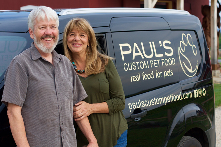 Paul's Custom Pet Foods